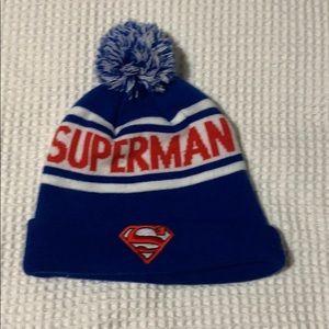 Other - SUPERMAN hat / toque / beanie
